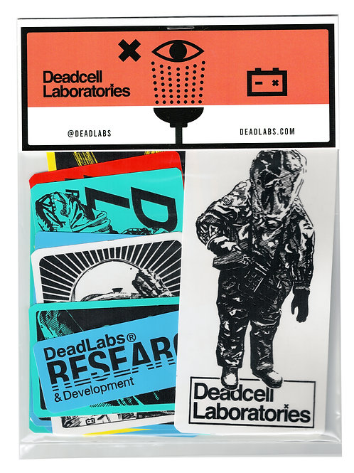 DeadLabs® Throwback Pack