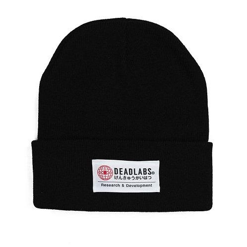 R&D label beanie