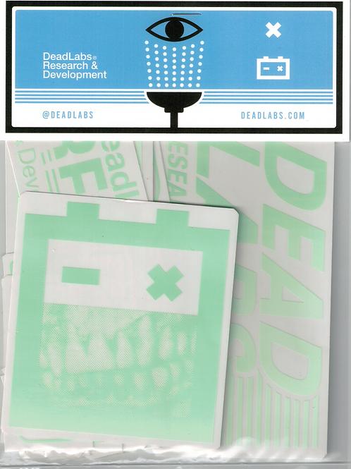 DEADLABS® BRANDING PACK -BLENDED GREEN