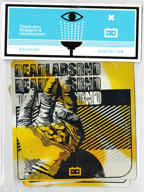 DeadLabs® R&D Spray Pack #8