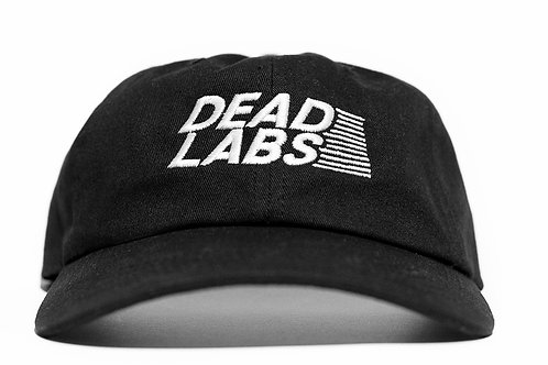 Dead Labs Corporate Logo Dad Hat