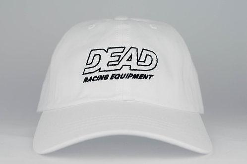Dead Racing EQT Dad Hat (white)