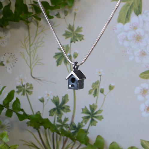 Handmade Birdhouse Jewellery