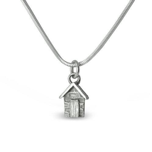 Architectural Jewellery Silver Hut
