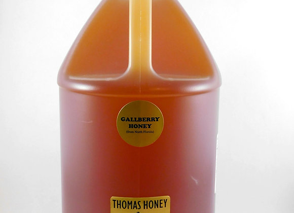 1 Gallon Gallberry Honey