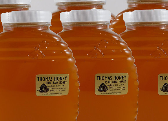 6 pk. 40 oz. Jar Gallberry Honey