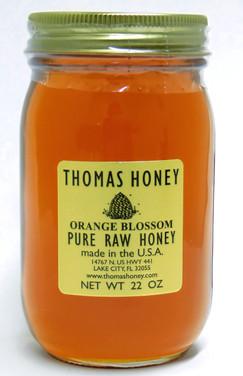 22 oz Orange Blossom