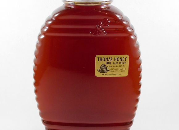 40 oz. Jar Wildflower Honey