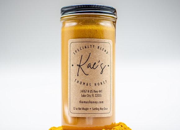 Turmeric Honey