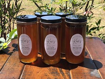 Kae's Line Blended Honey's