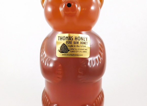 32 oz. Wildflower Honey Bear