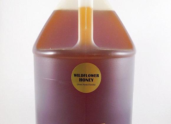 1 Gallon Wildflower Honey