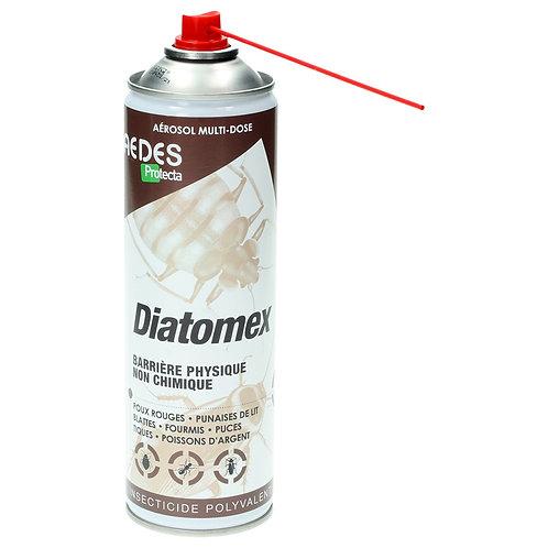 Terre de Diatomées, aérosol avec canule de précision, DIATOMEX 500 ml