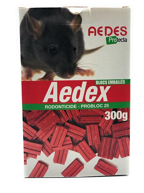 AEDEX BLOCS RODONTICIDE