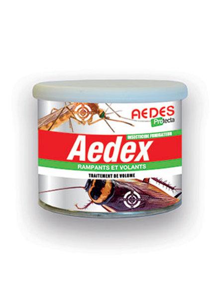 AEDEX Insecticide fumigateur de volume pour rampants et volants