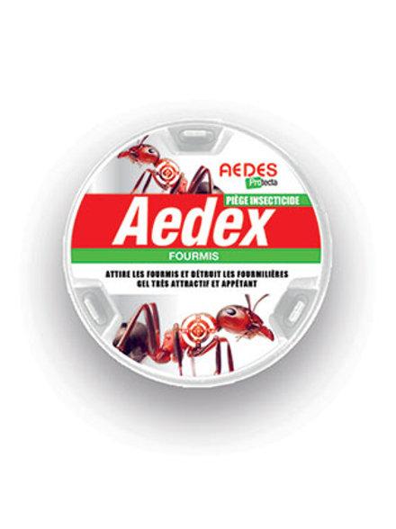 AEDEX boîte insecticide avec gel anti fourmis