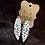 Thumbnail: Feather Shaped Earrings