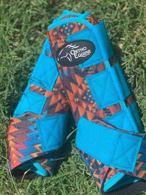 Aztech Printed Boots