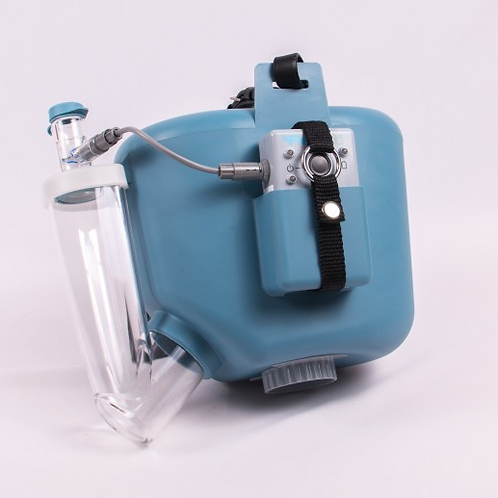Flexineb 3 Portable Equine Nebulizer System - Adult Horse Size
