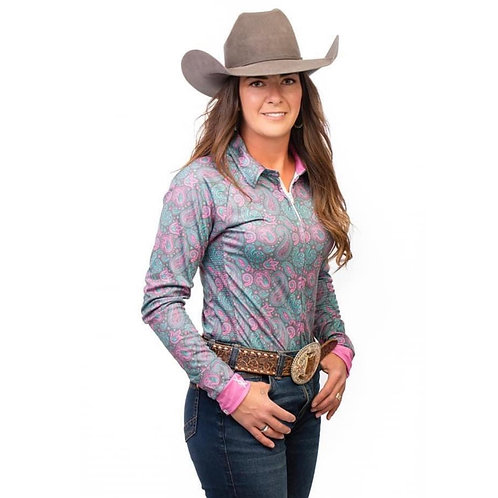 Paisley Air Conditioned Shirt