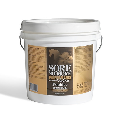 Sore No-More Performance Ultra Poultice 23lb