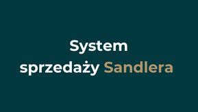 Metodologia sprzedaży Sandlera