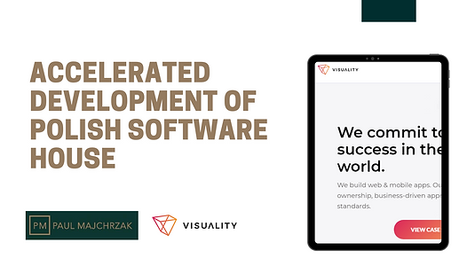 Accelerated development of Polish software house