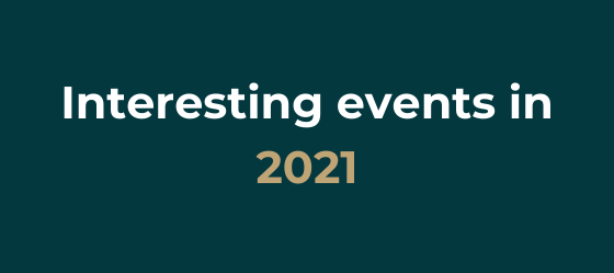 interesting online events in 2021