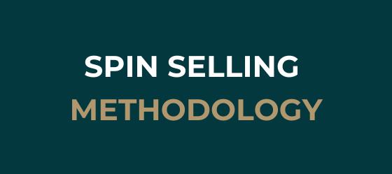 Spin selling methodology