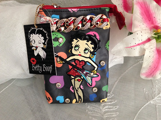 Betty Boop Red