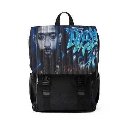 City Swag Full Pic Nipsey Backpack