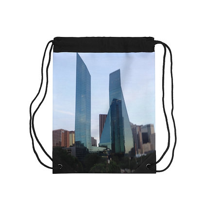 Drawstring City Swag Bag