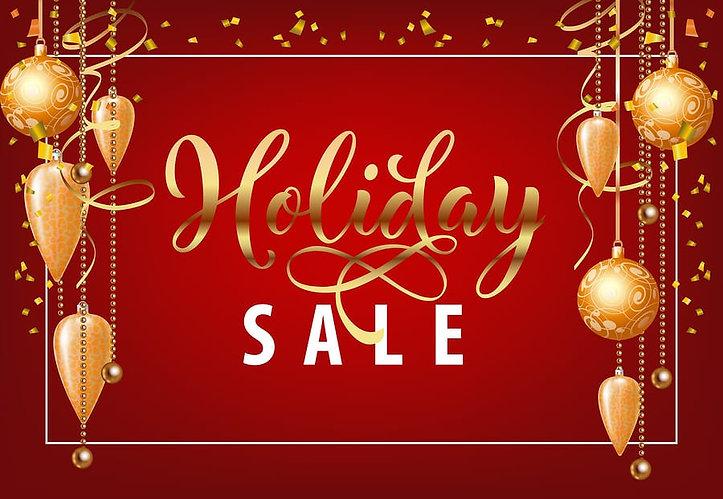 bigstock-Holiday-Sale-With-Tree-Decorat-