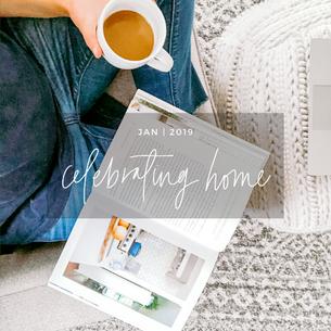 Celebrating Home List January 2020