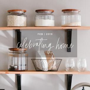 Celebrating Home List February 2020