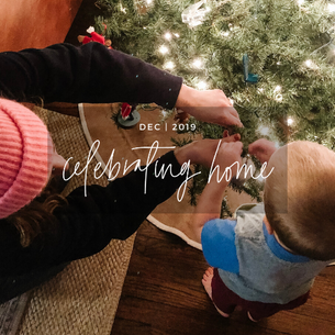 Celebrating Home List December 2019