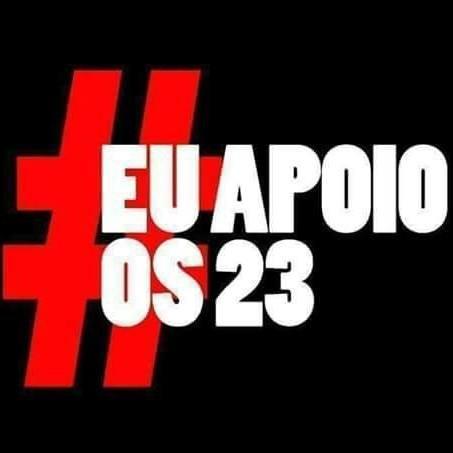 23 CONDENAÇÕES POLÍTICAS E A REPRESSÃO A JUNHO DE 2013