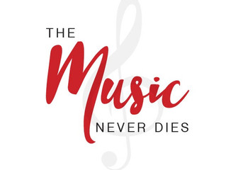 Tickets on sale for 'The Music Never Dies' Friday 25th May at 10am