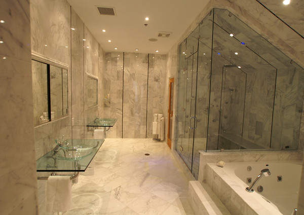 MASTER BATH WITH SAUNA, 1800 JFK Blvd, Philadelphia, PA 19103