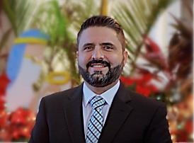 Rvdo. Alberto Díaz