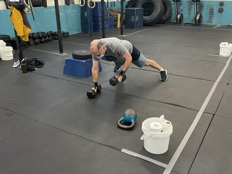 Workouts 2/22 - 2/28