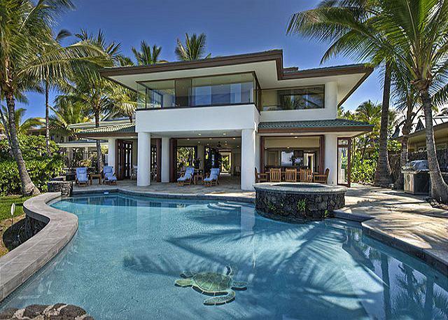.. Mauna Kea homes