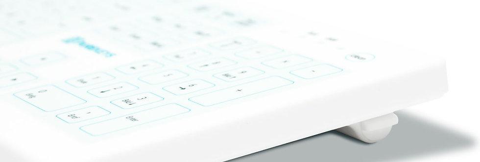 Purekeys Tastatur Standartbreite