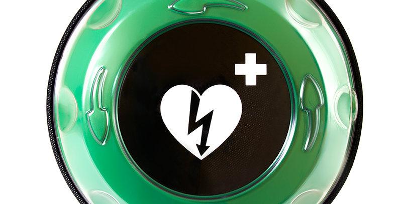 AED Wandschrank Rotaid Plus Innen