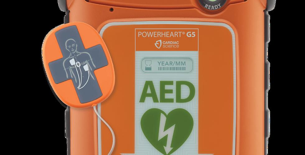 POWERHEART G5 AED Kit