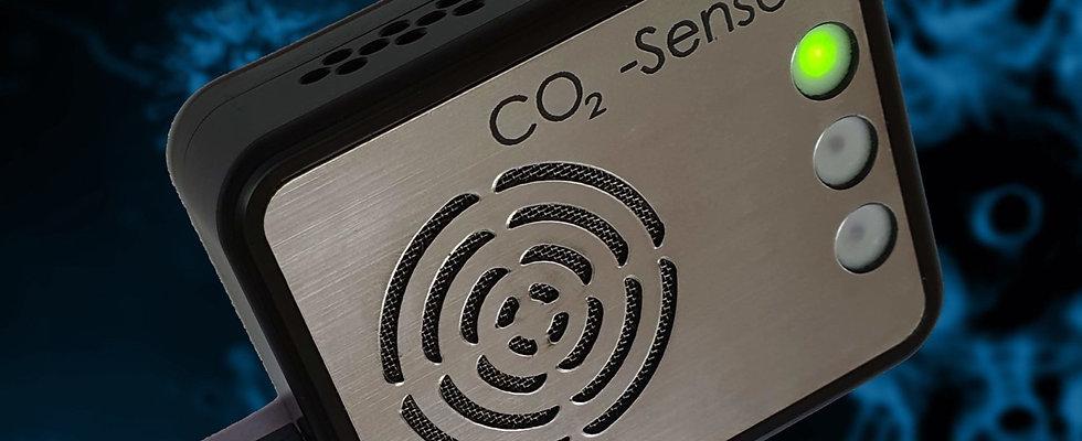 CO2 Überwachungssystem