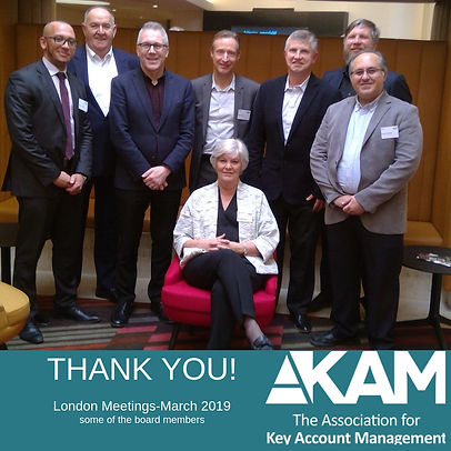 Some of the board members london meeting