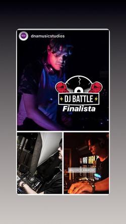DNA Music Studios DJ Battle
