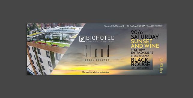 Live @ Biohotel, Bogotá, COLOMBIA