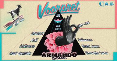 Live @ Armando Records, Bogotá, COLOMBIA